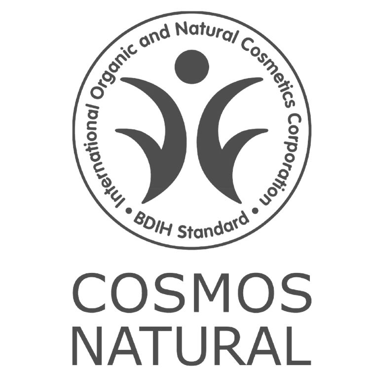 COSMOS, Cruelty Free, Ecocert, Fair Trade, Vegan