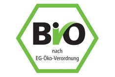 Bio, demeter, EU-Bio-Logo, Fair Trade, Vegan